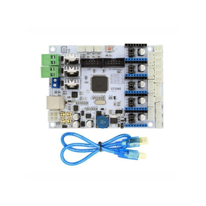 GT2560 3D Printer Controller Board