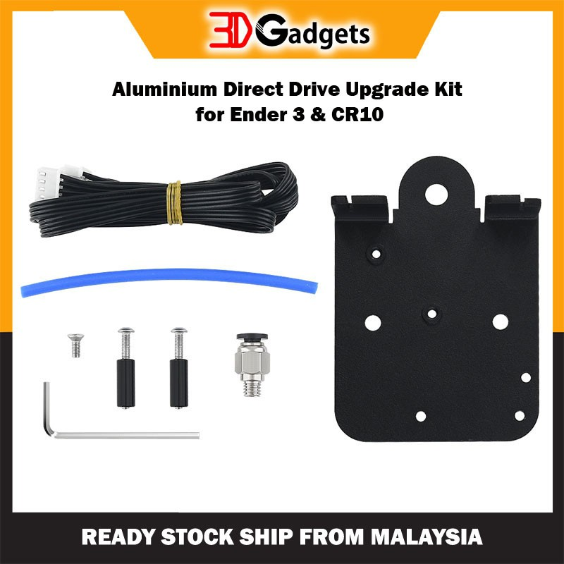 Aluminium Direct Drive Upgrade Kit for Creality Ender 3 & CR10