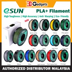 eSUN 3D Filament PLA+ 1.75mm Series