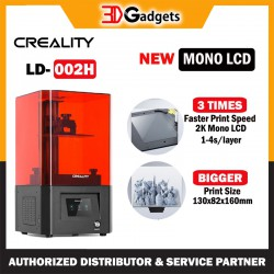Creality 3D LD-002H Mono LCD Resin 3D Printer