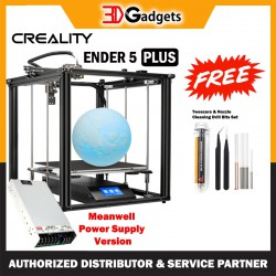 Creality 3D Ender 5 Plus Semi DIY 3D Printer Kit