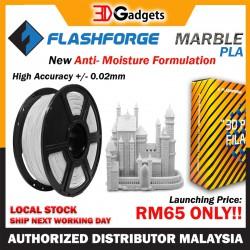 FlashForge Marble PLA Filament 1.75mm