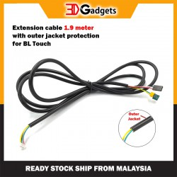 Extension cable 1.9 meter with outer jacket for BL Touch