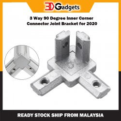 3 Way 90 Degree Inner Corner Connector Joint Bracket for 2020