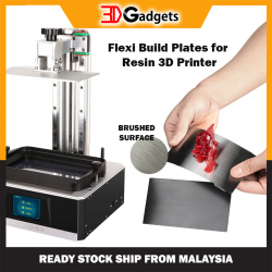 Two Trees Flexi Build Plates for Resin 3D Printer