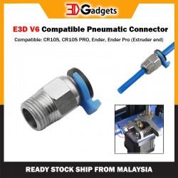 E3D V6 Compatible Pneumatic Connectors