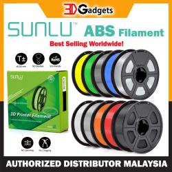 Sunlu ABS 3D Printer Filament 1.75mm 1KG