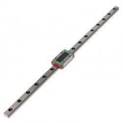 MGN12 L400mm + MGN12H Block Linear Slide Set