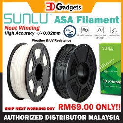 Sunlu ASA 3D Printer Filament 1.75mm 1KG