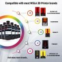 Magma Elastic Photopolymer Resin 500g - Transparent