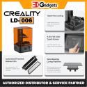 Creality 3D LD-006 Monochrome LCD Resin 3D Printer - Large Print Size