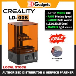 Creality 3D LD-006 Monochrome LCD Resin 3D Printer - Large Print Size