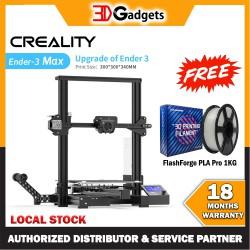 Creality 3D Ender 3 Max Semi DIY 3D Printer