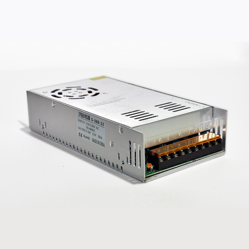 12v 360watt 30A Switching Power Supply with FR4 PCB