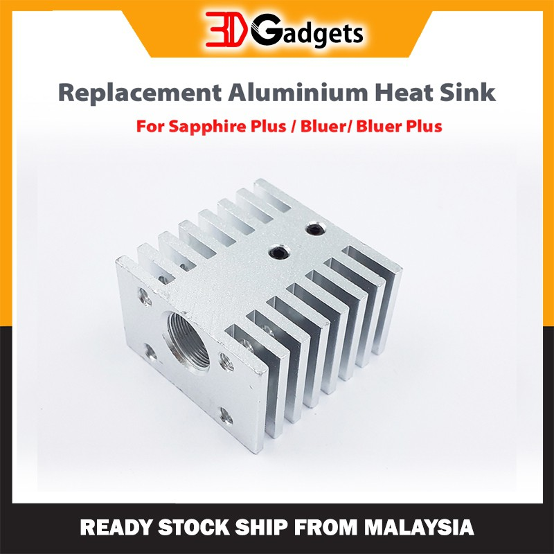 TwoTrees Hotend Heat Sink Replacement for Sapphire Plus / Bluer/ Bluer Plus