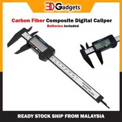 Carbon Fiber Composite Digital Caliper