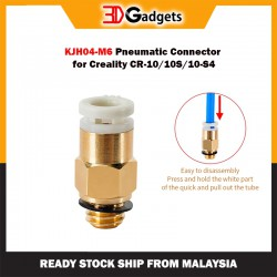 Replacement Pneumatic Connector for Creality CR-10/10S/10-S4