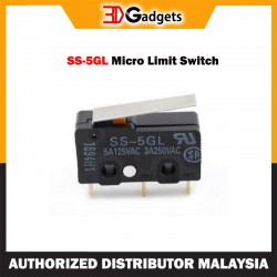 SS-5GL Micro Limit Switch