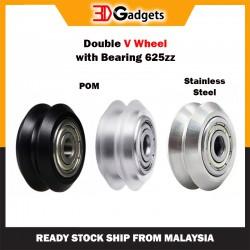Double V Wheel