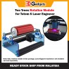 Two Trees Rotation Module for Totem S Laser Engraver