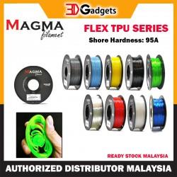 Magma Flex TPU Filament 1.75mm (Solid color)