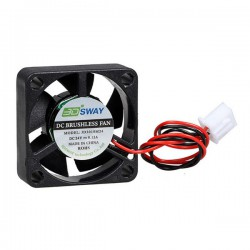 30mmx10mm 24V Hydraulic Cooling Fan