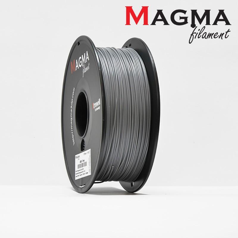Magma ABS Filament 1.75mm - Grey