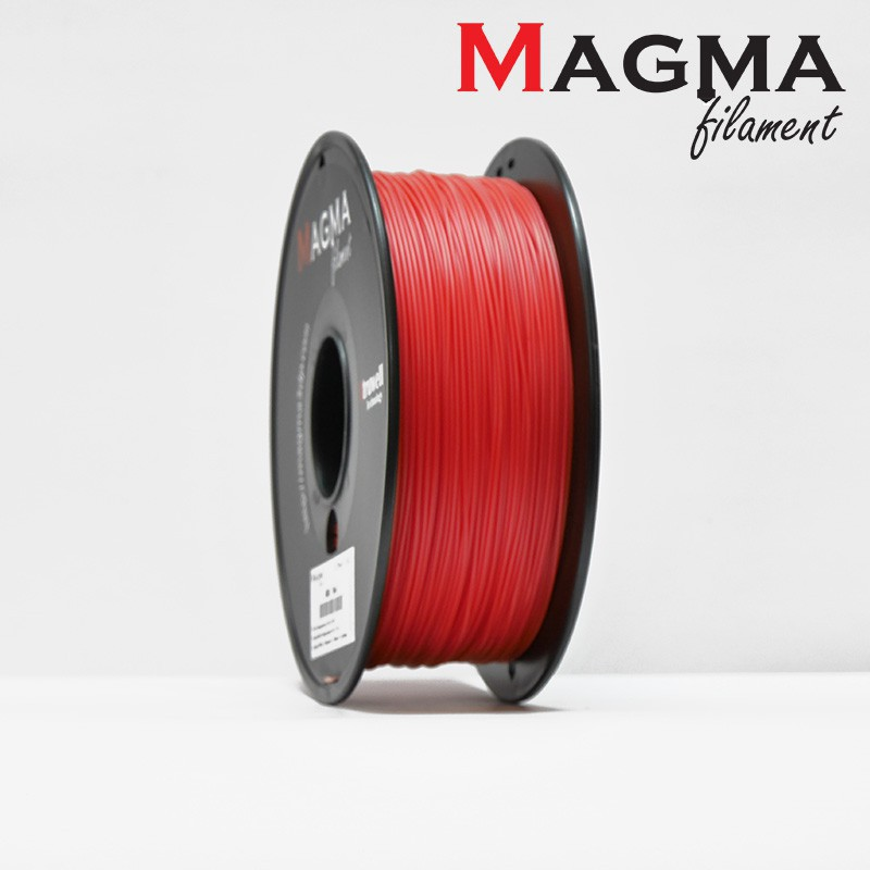 Magma ABS Filament 1.75mm - Red