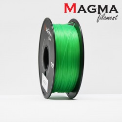 Magma ABS Filament 1.75mm - Transparent Green