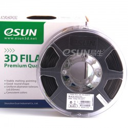 eSUN 3D Filament PLA 1.75mm - Black