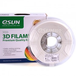 eSUN 3D Filament PLA 1.75mm - White