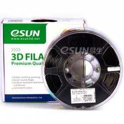 eSUN 3D Filament ABS 1.75mm - Black