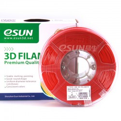 eSUN 3D Filament ABS 1.75mm - Red