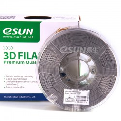 eSUN 3D Filament ABS 1.75mm - Silver