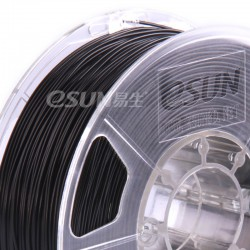 eSUN 3D Filament PLA+ 1.75mm - Black