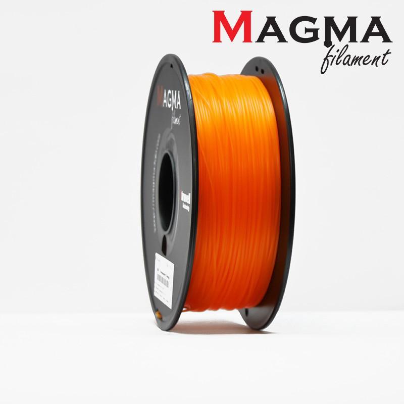 Magma ABS Filament 1.75mm - Transparent Orange