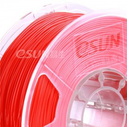 eSUN 3D Filament PLA+ 1.75mm - Red