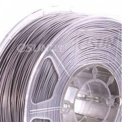 eSUN 3D Filament ABS+ 1.75mm - Silver