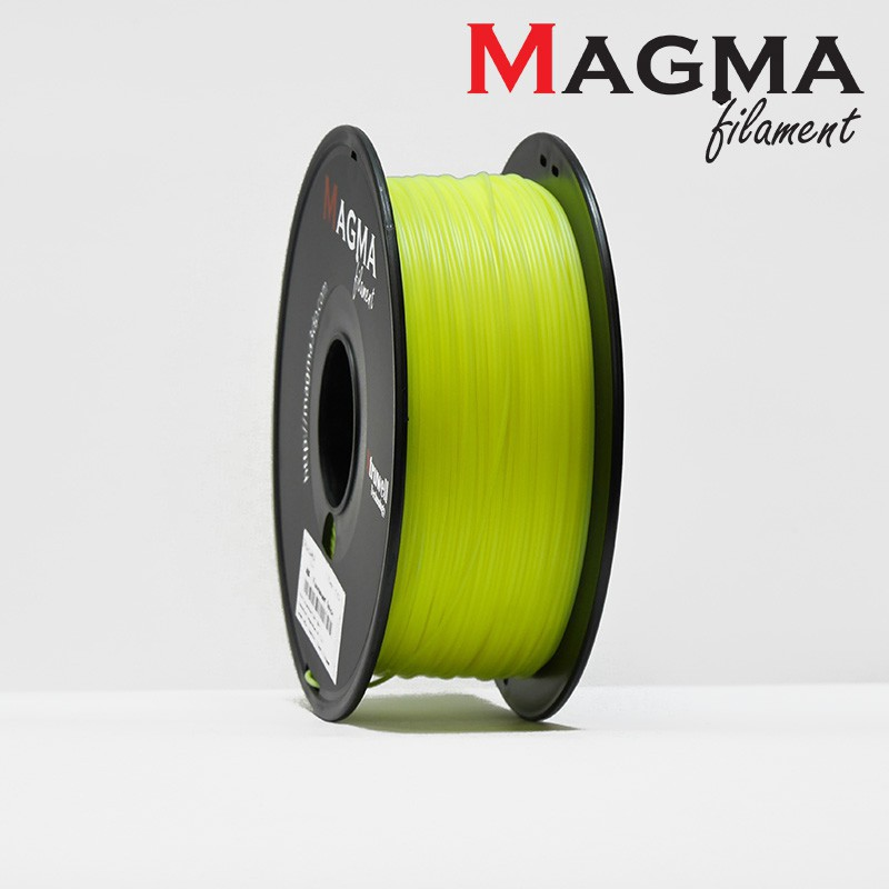 Magma ABS Filament 1.75mm - Fluorescent Yellow