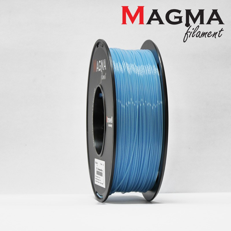 Magma ABS Filament 1.75mm - Fluorescent Blue