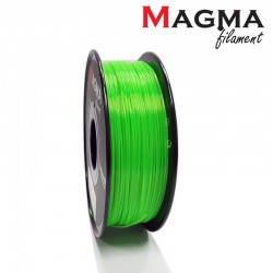 Magma PLA Filament 1.75mm - Transparent Green