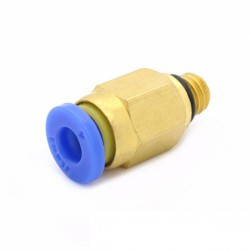 PC4 M6 Pneumatic Connector