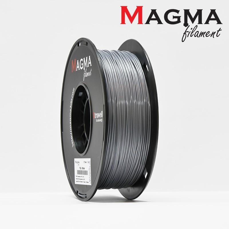 Magma PLA Filament 1.75mm - Silver