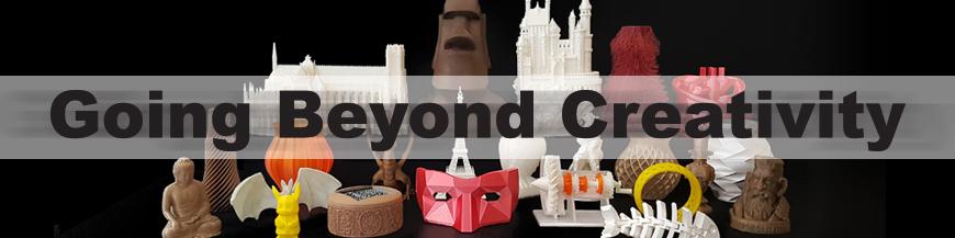 Going beyond creativity
