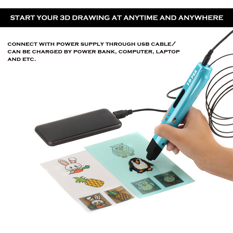 Professional 3D Graffiti Pen
