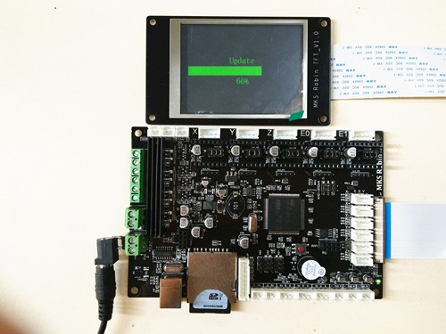MKS Robin STM32 with TFT Touch Screen Display